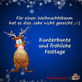 lustige weihnachtsgruesse