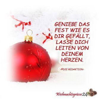 schöne Weihnachtsgrüße kurz